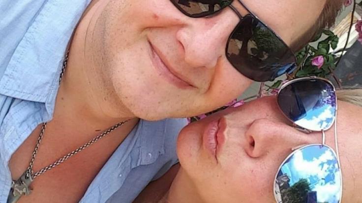 Jens Büchner und Daniela Karabas flittern derzeit auf Ibiza.