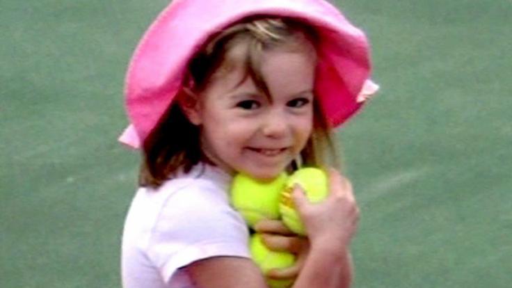 Maddie McCann wird seit dem 3. Mai 2007 vermisst.