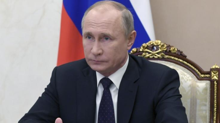Laut Medienberichten lässt Wladimir Putin Roboter-Superwaffen für Russland entwickeln, mit der Städte innerhalb von Minuten zerstört werden können. (Foto)