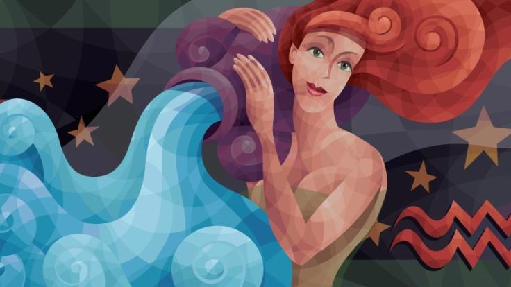Gesellig, einfallsreich, tolerant - Wassermännerim Horoskop