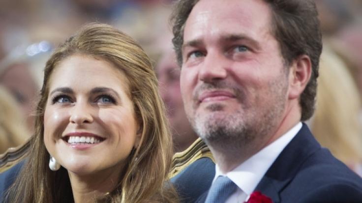 Schwedens Prinzessin Madeleine und ihr Ehemann Chris O'Neill haben drei gemeinsame Kinder. (Foto)