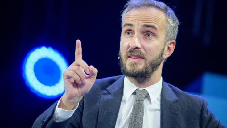 Jan Böhmermann kündigte Anfang der Woche ein