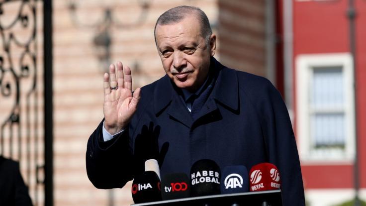 Die Gerüchte reißen nicht ab: Wie krank ist der türkische Präsident Recep Tayyip Erdogan? (Foto)
