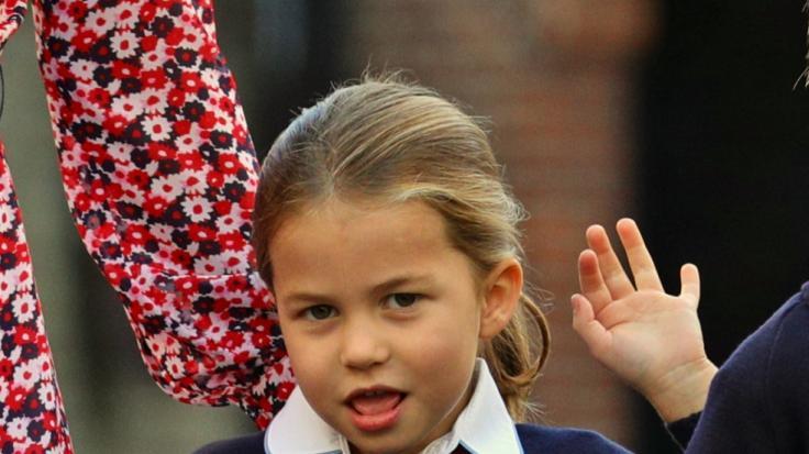 Prinzessin hat ein zuckersüßes Geheimnis. Das verriet jetzt Papa Prinz William. (Foto)