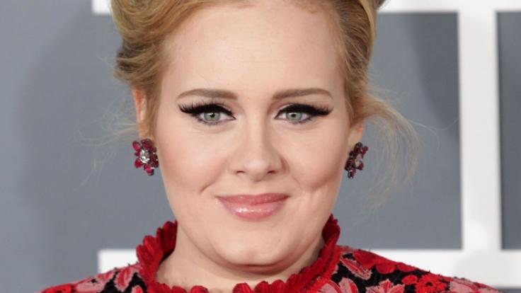 Sängerin Adele: Hegt sie nun auch Schauspiel-Ambitionen? (Foto)