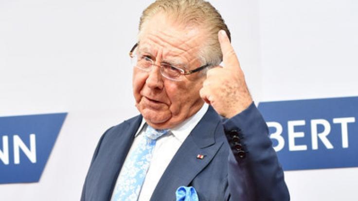 """""""Kleine Vollpfosten!"""" Heinz Horrmann scheint den Abgang von """"Grill den Henssler"""" nicht gut verarbeitet zu haben. (Foto)"""
