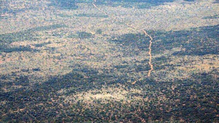 Seit dem Neujahrstag wird eine Kölnerin im australischen Outback vermisst.