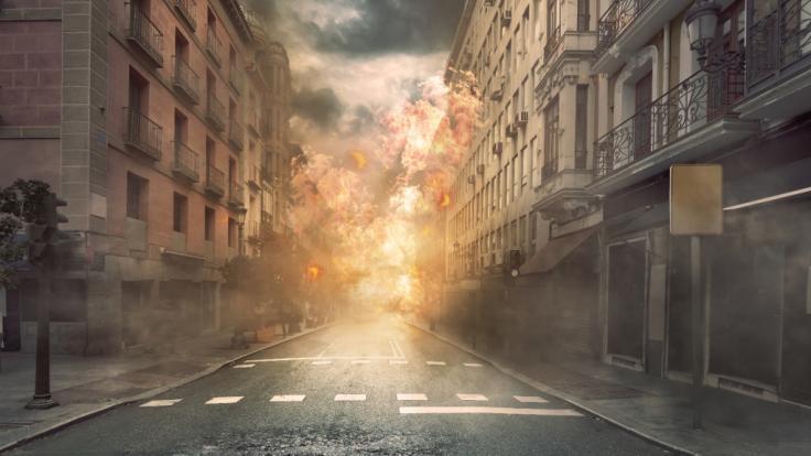 Im oberbayerischen Rohrbach hat sich eine Explosion in einem Wohnhaus ereignet. (Symbolbild) (Foto)