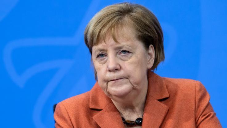 Die Nachrichten des Tages auf news.de: Bundeskanzlerin Angela Merkel (CDU) verkündet den neuen Lockdown-Beschluss. (Foto)