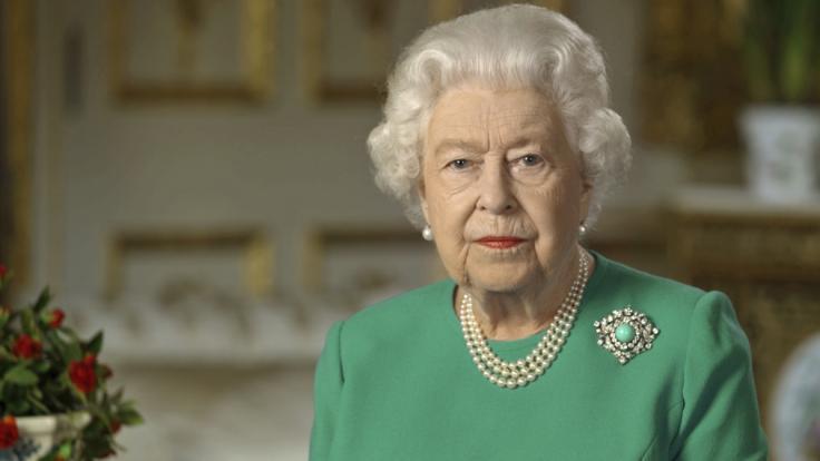 Queen Elizabeth II. hat in ihrer historischen Rede das britische Volk beschworen Durchhaltevermögen zu zeigen.