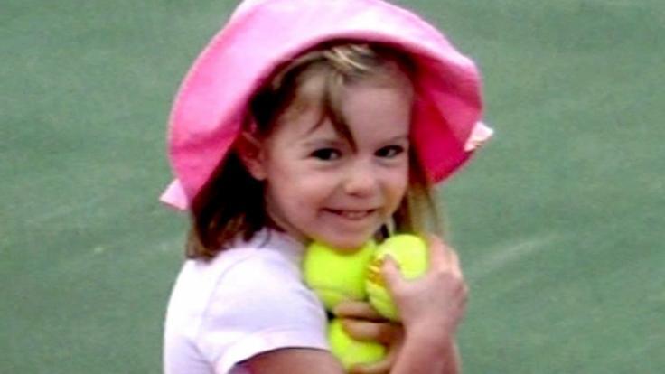 Maddie McCann wird seit 2007 vermisst.