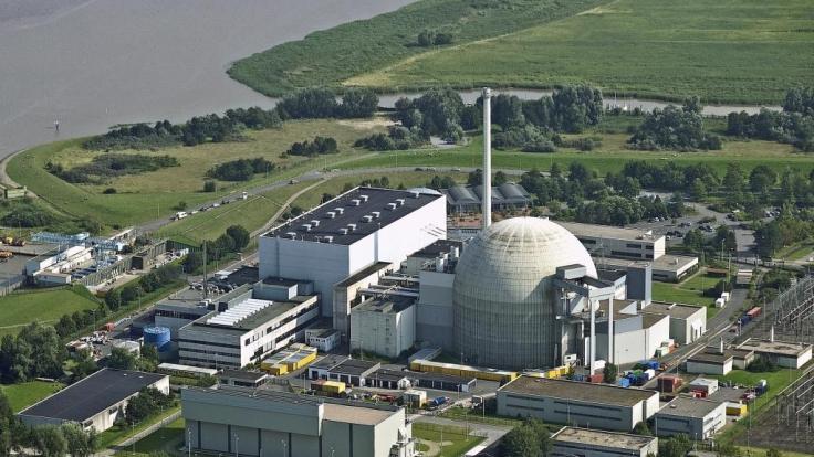 Sieben Atomkraftwerke werden voruebergehend stillgelegt (Foto)
