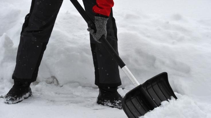Der Winter 2014/2015 bringt bittere Kälte. (Foto)