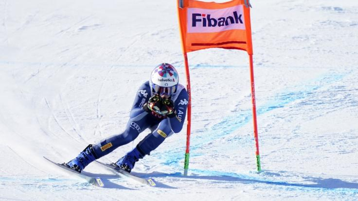 Der alpine Ski-Weltcup 2019/20 der Damen macht am 1. und 2. Februar 2020 in Rosa Khutor/Sotschi Station, wo Abfahrt und Super-G auf dem Programm stehen.
