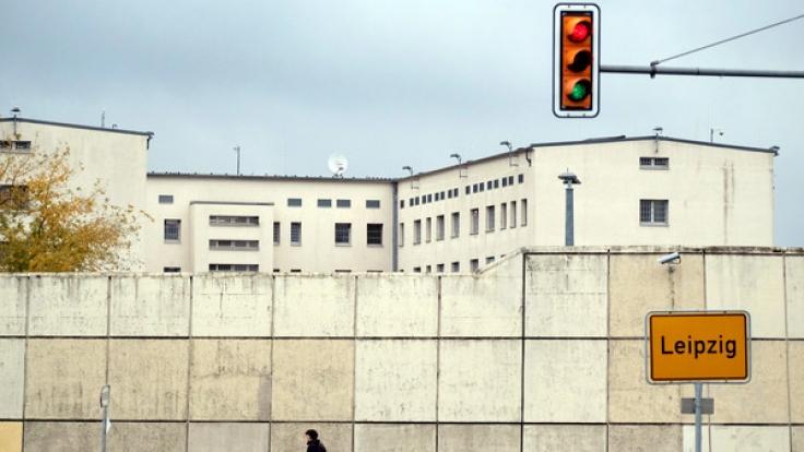 In der JVA Leipzig sollen Gefangene ihren Mithäftling gefoltert haben. (Foto)