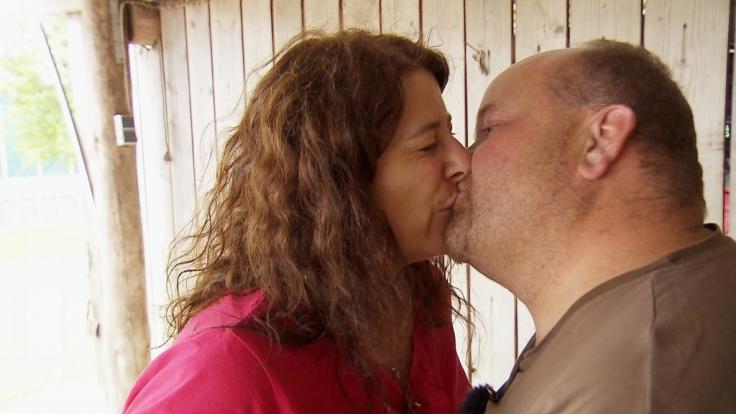 Es knistert zwischen Thomas und Hofdame Bianca. (Foto)