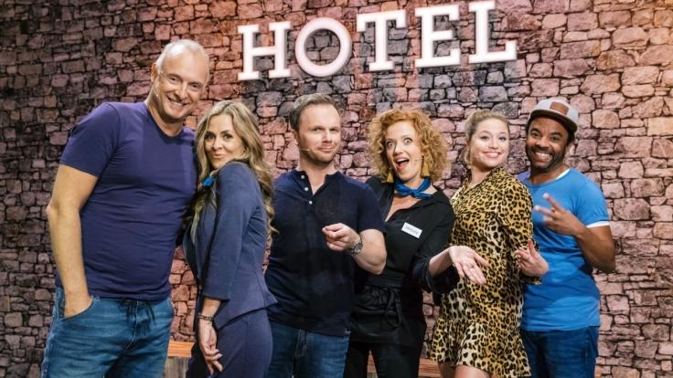 Hotel Verschmitzt - Auf die Ohren, fertig, los! bei RTL (Foto)