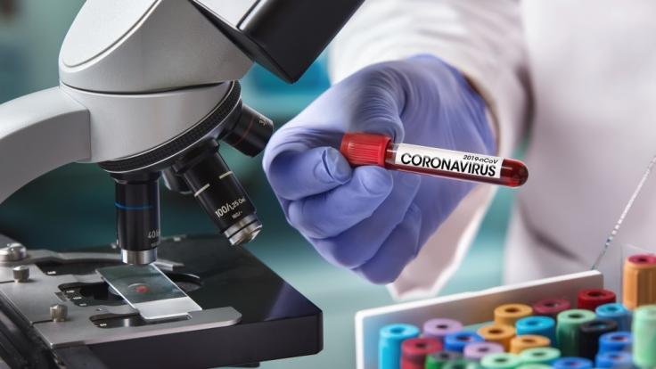In Bayern wollen Ärzte einen Covid-19-Patienten mit einem Ebolamedikament behandeln. (Foto)