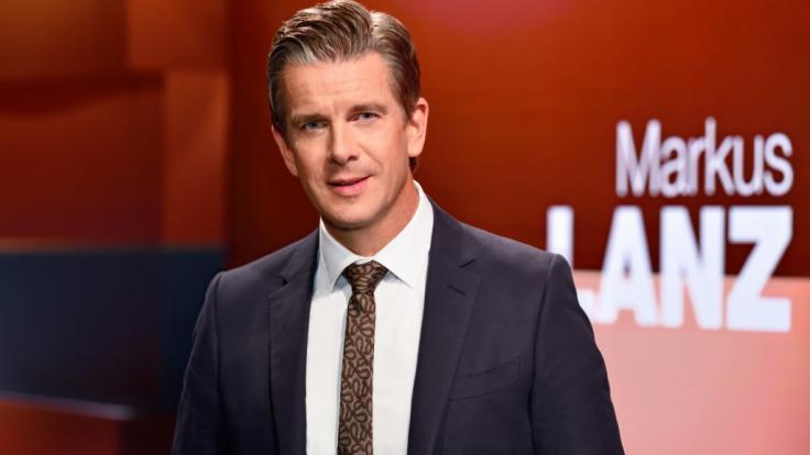 Markus Lanz empfängt vom 1. Juni bis zum 3. Juni wieder interessante Gäste im ZDF-Studio. (Foto)