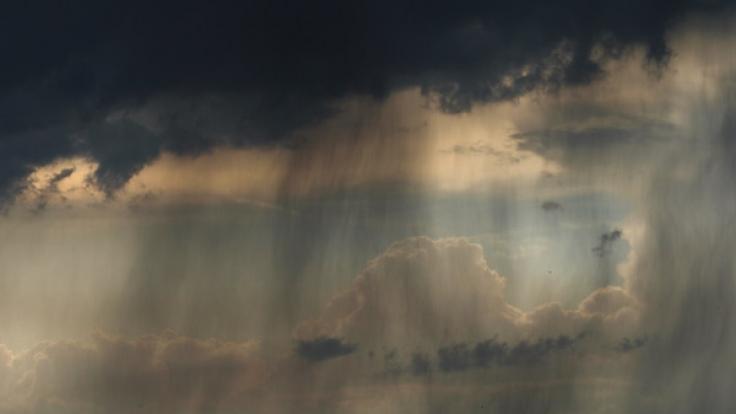 Sturmböen und Regen erwarten Deutschland diese Woche. (Foto)