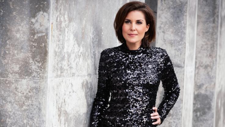 """Vanessa Blumhagen ist die Society-Expertin beim """"Sat.1-Frühstücksfernsehen"""". (Foto)"""