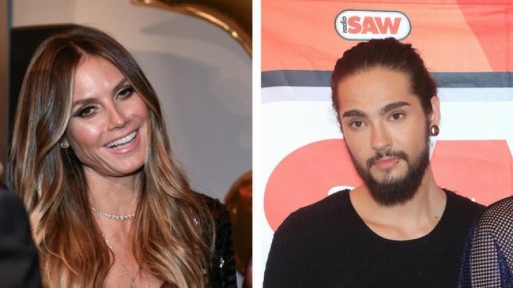 Was läuft zwischen Heidi Klum und Tom Kaulitz? (Foto)