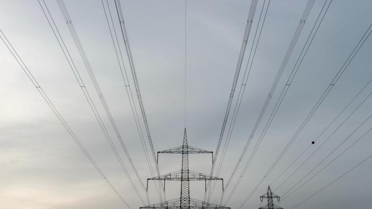 Strompreis in Deutschland erreichen Rekordniveau. (Foto)
