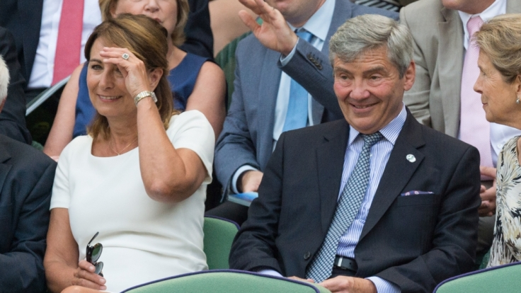 WurdeCarole Middleton bei royalen Anlässen ignoriert?