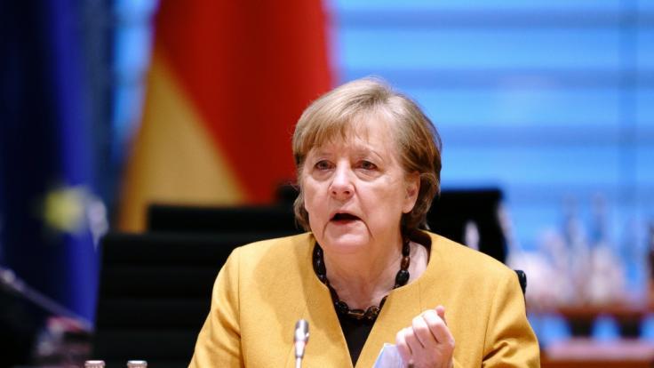 Angela Merkel hat die geplante Osterruhe wieder gestoppt.