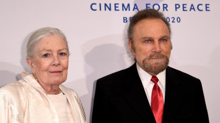 Franco Nero ist mit der Schauspielerin Vanessa Redgrave verheiratet. (Foto)