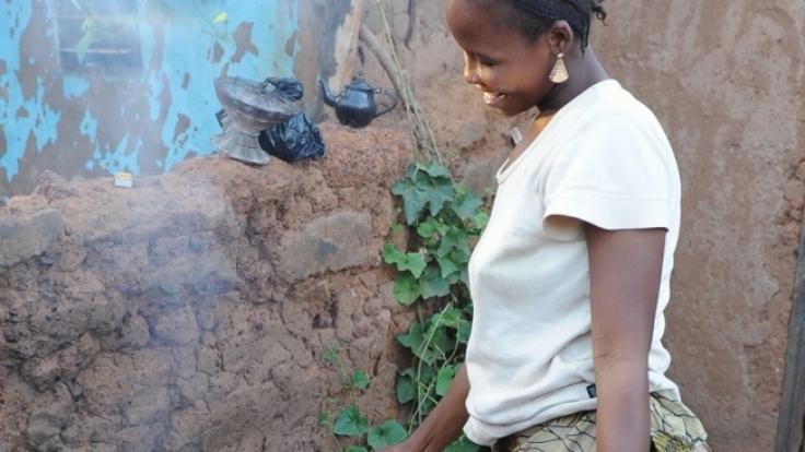 Essen in Afrika (Foto)