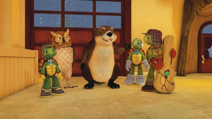 Franklin und Freunde bei KiKA (Foto)