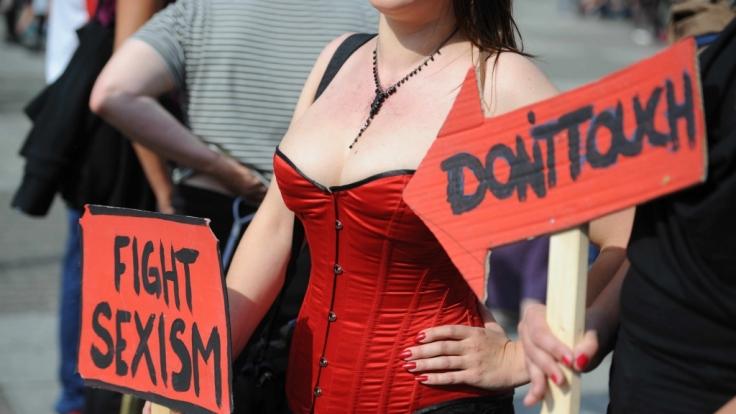 Es gibt viele Arten sich gegen Sexismus zu wehren.