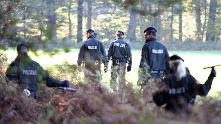 Auch die sächsische Polizei sucht nach dem vermissten Mädchen (Foto)