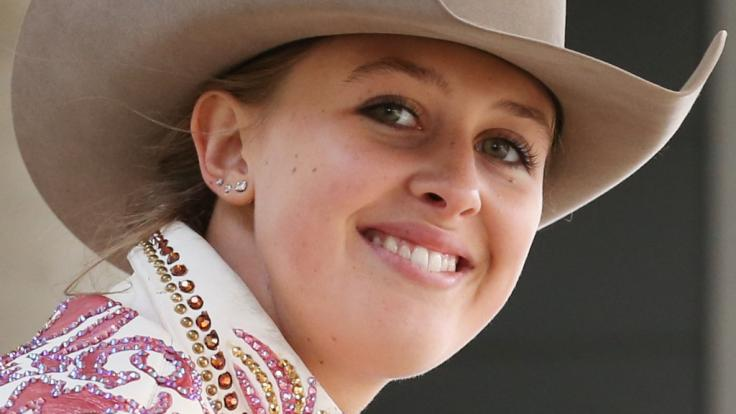 Gina-Maria Schumacher ist stolz auf ihren Bruder Mick. (Foto)