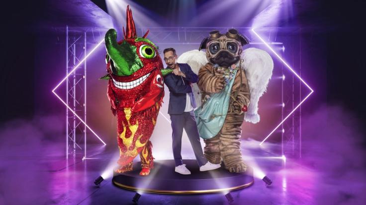 """Die fünfte Staffel von """"The Masked Singer"""" beginnt am 16. Oktober 2021 bei Pro Sieben. (Foto)"""