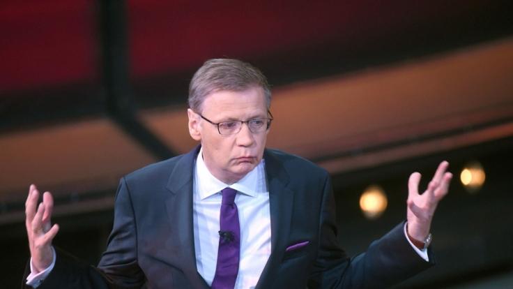 """Seine Show """"Wer wird Millionär"""" soll von RTL ersetzt werden: Quizmaster Günther Jauch. (Foto)"""