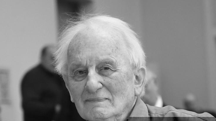 Rolf Hochhuth ist tot. Er starb am 13.05.2020 im Alter von 89 Jahren in Berlin. (Foto)