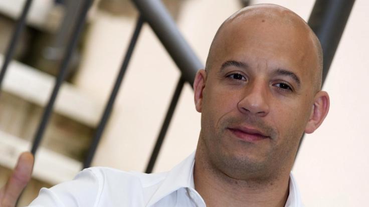 Vin Diesel sorgt sich um sein Stunt-Double.