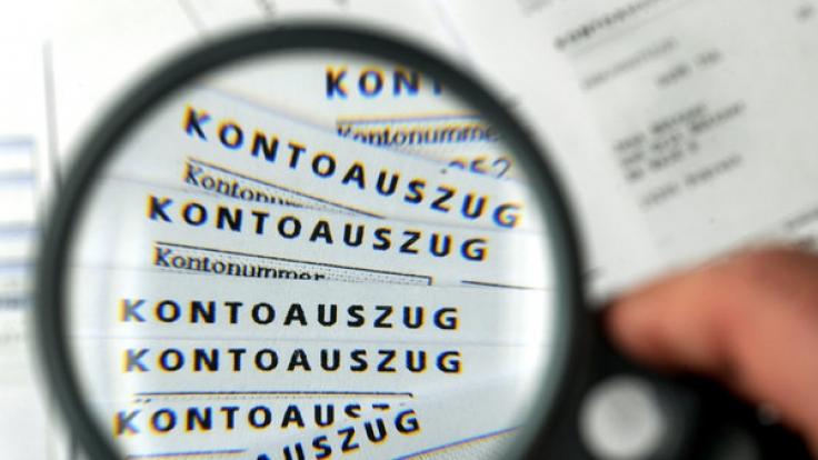 Sind Ihre Kontodaten in Gefahr?