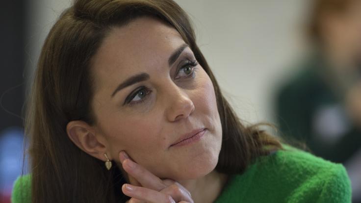Kate Middleton blieb eine peinliche Begegnung mit ihrer einstigen Busenfreundin Rose Hanbury gerade so erspart.