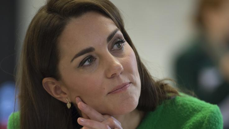 Was wohl Kate Middleton zum Skandal um ihren Bruder James denkt...? (Foto)