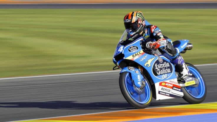 In Spanien ist ein angehender Motorradrennfahrer tödlich verunglückt. (Symbolbild) (Foto)