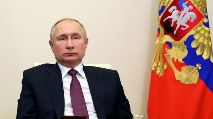 """Nach den Ausschreitungen am US-Parlamentssitz in Washington hat die Sprecherin des russischen Außenministeriums das Wahlsystem in den USA als """"archaisch"""" bezeichnet. (Foto)"""