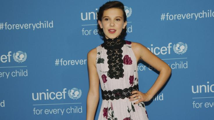 """Stranger Things""-Liebling Millie Bobby Brown. (Foto)"