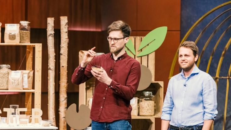 KEiMSTER-Gründer Michael Gebhardt (l.) und Erik Renk bei