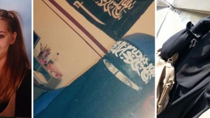 Ein undatiertes Foto zeigt Samra K. aus Österreich. Interpol sucht seit dem 10. April 2014 nach dem Mädchen.
