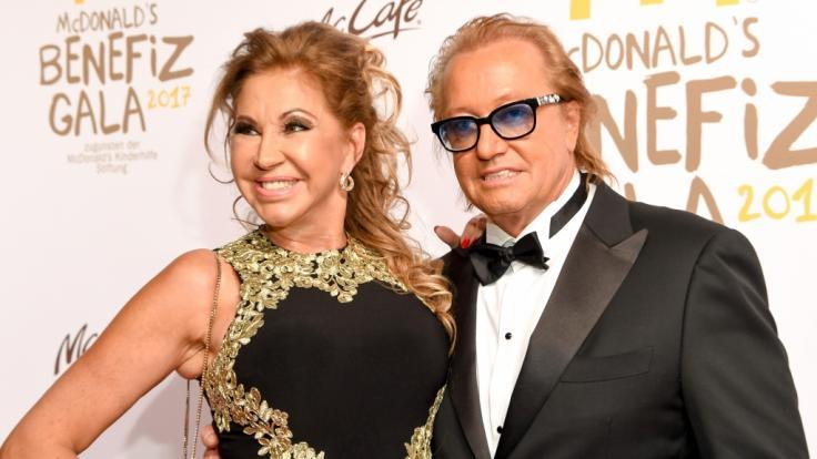 Deutschlands bekannteste TV-Millionäre: Robert und Carmen Geiss. (Foto)