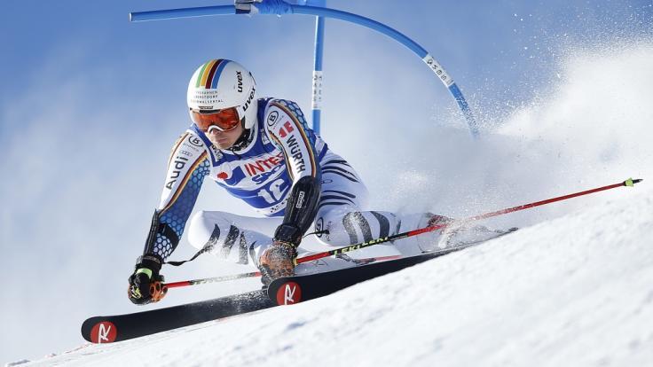 Im Ski-alpin-Weltcup 2019/20 der Herren stehen am 14. und 15. Dezember 2019 der Riesenslalom sowie der Slalom in Val d'Isere in Frankreich auf dem Programm. (Foto)