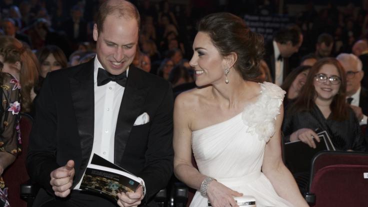 Feiern Kate Middleton und Prinz William zum zweiten Mal Hochzeit? (Foto)